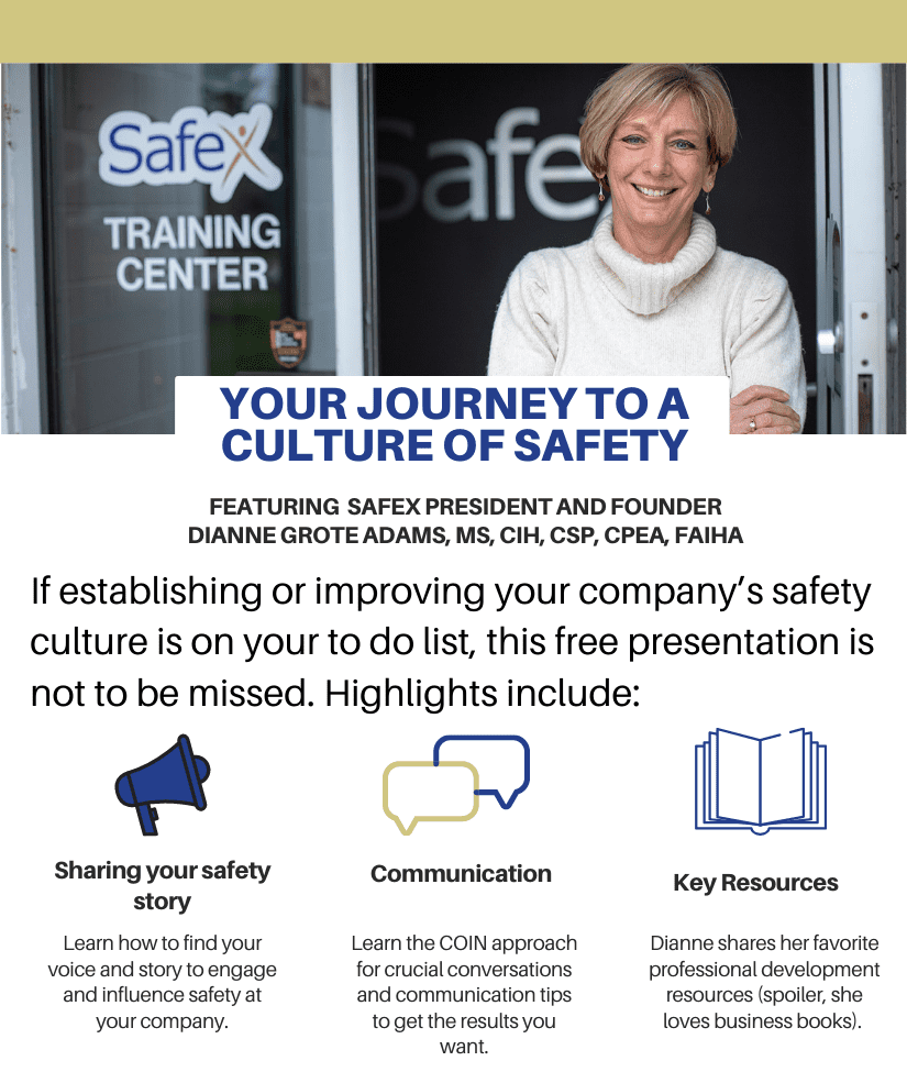 Preview of Your Journey to a Culture of Safety
