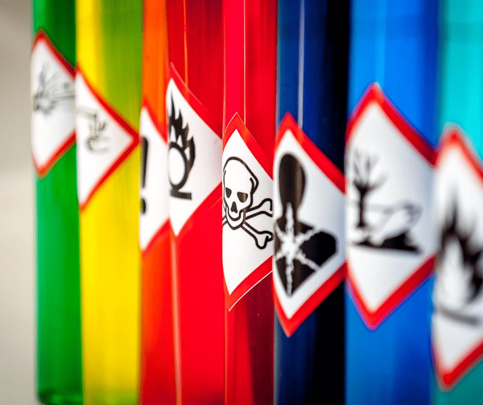 hazard communication labels